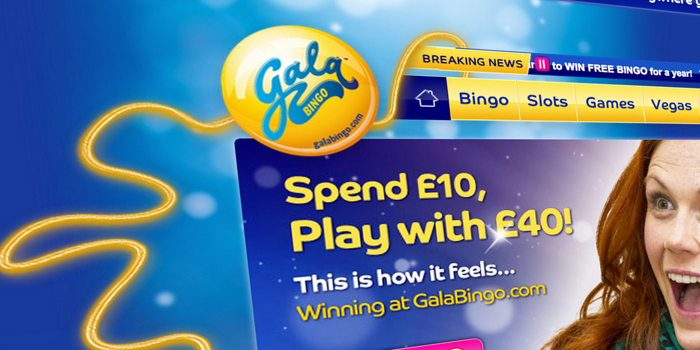Gala Bingo Voucher code at Dealvoucherz
