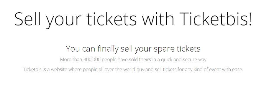 Ticketbis vouchers Promo code at Dealvoucherz
