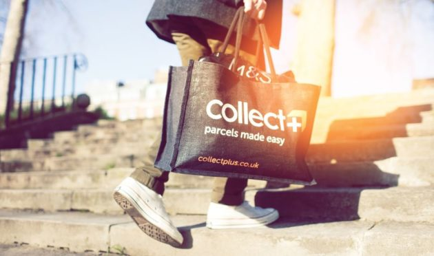 Collect Plus Discount code at Dealvoucherz