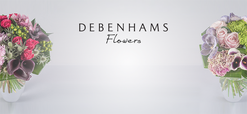 debenhams flowers  dealvoucherz.com voucher codes