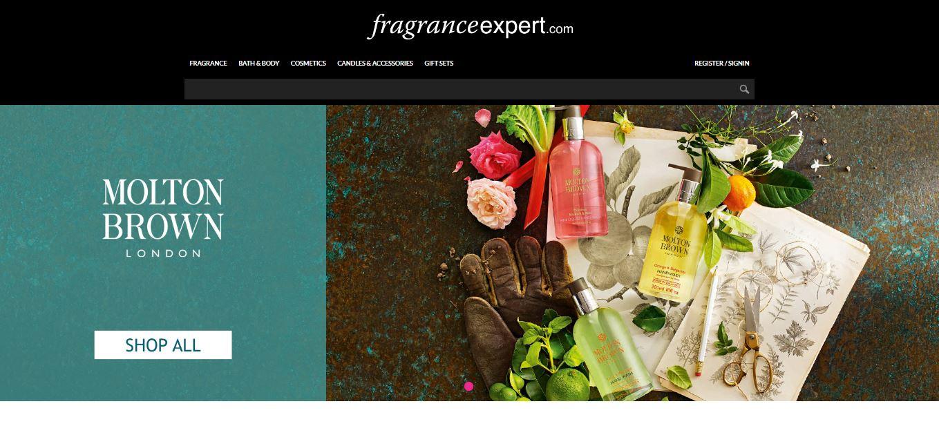 Fragrance Expert Voucher code at Dealvoucherz