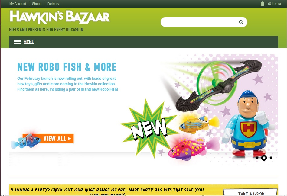 Hawkins Bazaar Promo code at Dealvoucherz